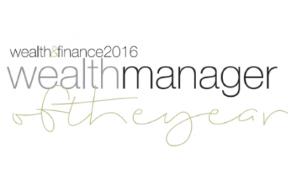 Wealth Manager of the Year 2016 – United Kingdom