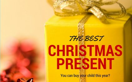 The Best Christmas Present for Your Children